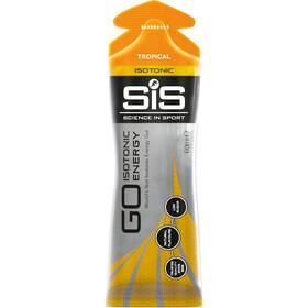 SiS GO Isotonic Energy Gel Box 30x60ml, Tropical